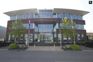 Het hoofdkantoor van de Veka Group in Werkendam. Foto Veka Group